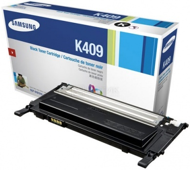 Картридж Samsung CLT-K409S для CLP-310 315 CLX-3170FN черный 1000стр CLT-K409S/SEE от Нотик