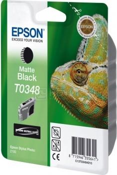 Картридж Epson T0348 для Stylus Photo 2100, Черный C13T03484010 от Нотик