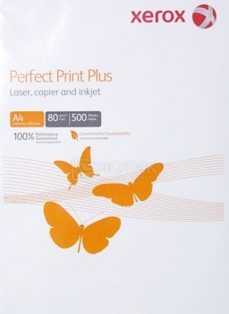 Бумага A4  XEROX Perfect Print Plus,  80г/м2, 500 листов  003R97759 от Нотик