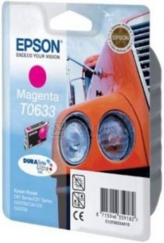 Картридж Epson T0633, Пурпурный C13T06334A10 от Нотик