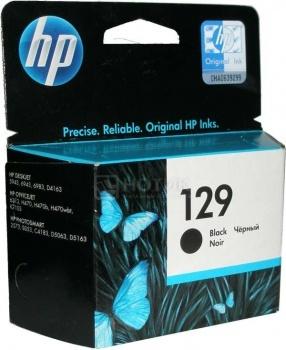 Картридж HP 129 для DJ5943 PS8053 8753 2573 Черный C9364HE