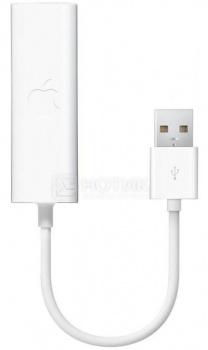 Сетевой адаптер Apple USB Ethernet MC704ZM/A, Белый