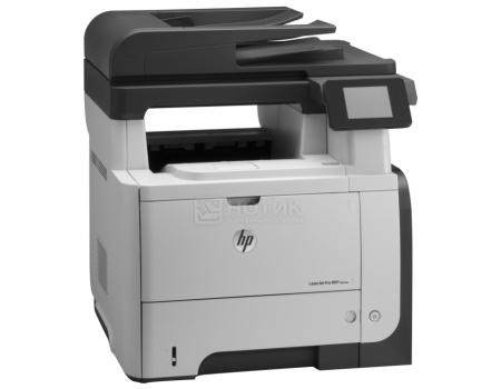 МФУ лазерное монохромное HP LaserJet Pro 500 MFP M521dw, A4, ADF, 40 стр/мин, 256Мб, факс, USB, LAN, WiFi, Белый A8P80A