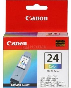 Картридж Canon BCI-24 Color Twin для S200 S300 i320 i450 i470D MPC190 200 двойная упаковка Цветной 6882A009 от Нотик