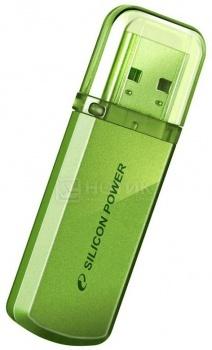 Флешка Silicon Power 16Gb Helios 101 SP016GBUF2101V1N Зелёный НОТИК 600.000