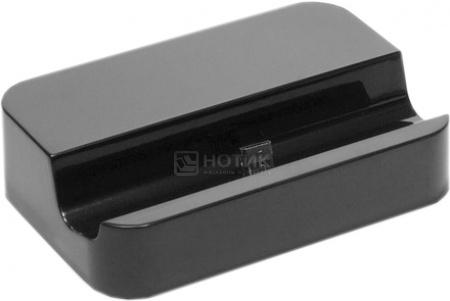 Док-станция IQfuture для смартфонов Samsung с разъемом microUSB IQ-SDS01/B, Черный