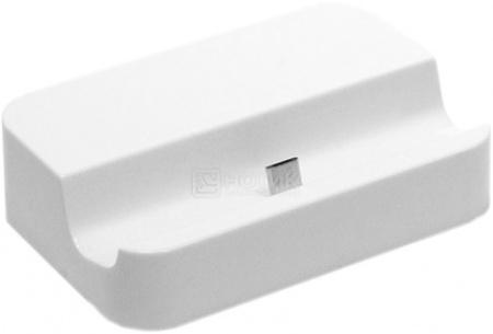 Док-станция IQfuture для смартфонов Samsung с разъемом microUSB IQ-SDS01/W, Белый от Нотик