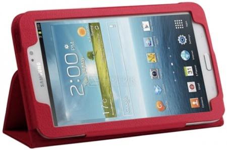 """Чехол 7"""" IT Baggage для планшета Samsung  Galaxy Tab 3 7.0 ITSSGT7302-3 Искусственная кожа, Красный НОТИК 1100.000"""