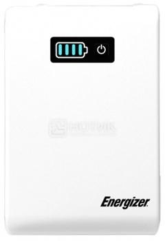 Внешний портативный аккумулятор Energizer XP8000A, 8000мАч, Белый НОТИК 4190.000