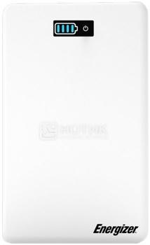 Внешний портативный аккумулятор Energizer XP18000A, 18000мАч, Белый НОТИК 6190.000