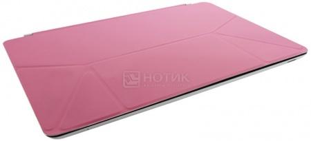 "Чехол 10.1"" для планшета Asus ME400 Transleeve PAD-12 90XB00GP-BSL030 Полиуретан, Розовый"