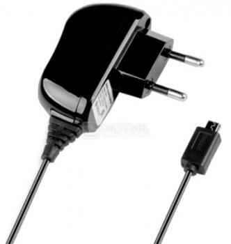 Сетевое зарядное устройство Deppa 23141 для Samsung Galaxy S4/Note 2, Черный НОТИК 500.000