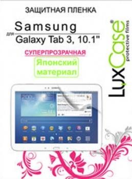 Защитная плёнка LuxCase для Samsung Galaxy Tab 3 10.1 GT-P5200, Суперпрозрачная
