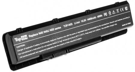 Аккумулятор TopON TOP-N55 10.8V 4400mAh PN: A32-N55TopON<br>Аккумулятор TopON TOP-N55 10.8V 4400mAh PN: A32-N55<br>