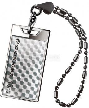 Флешка Silicon Power 16Gb Touch 851 SP016GBUF2851V1S Серебристый НОТИК 620.000