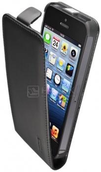Чехол для iPhone 5 ArtWizz SeeJacket Leather Flip+, Кожа, Черный НОТИК 1300.000