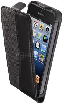 Чехол для iPhone 5 ArtWizz SeeJacket Leather Flip+ Esteem, Кожа, Черный НОТИК 1300.000