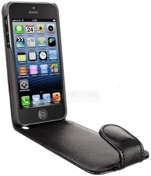 Чехол для iPhone 5 ArtWizz SeeJacket Leather Flip, Кожа, Черный НОТИК 1300.000