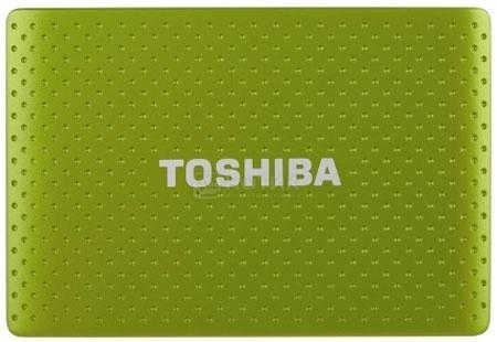 "Жесткий диск Toshiba Stor.E Partner 1Tb 2.5"" USB 3.0, Зеленый (PA4281E-1HJ0) НОТИК 3100.000"