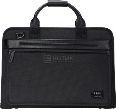 """Сумка 16"""" Asus Midas Carry Bag Black 90XB00F0-BBA000 Полиэстер, Черный от Нотик"""