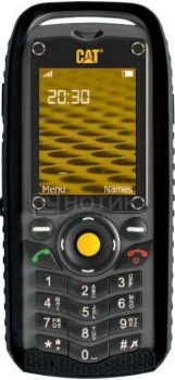 """Фотография товара защищенные смартфоны Cat B25 (/ /2.00"""" 320x240/3Mb/4Gb/ 3G (EDGE, HSDPA, HSUPA)) [CAT B25] (29503)"""
