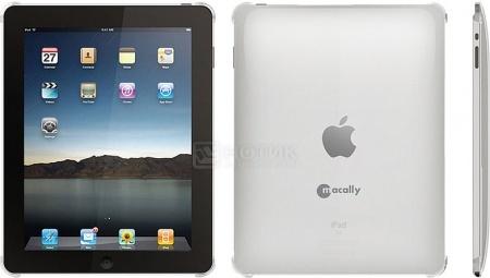 Чехол для iPad Macally Metro Clear, Пластик, Прозрачный НОТИК 100.000