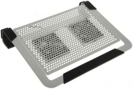 """Подставка для ноутбука 17"""" Cooler Master NotePal U2 Plus R9-NBC-U2PS-GP, Серебристый, арт: 29644 - Cooler Master"""