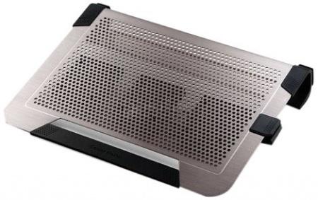 """Подставка для ноутбука 19"""" Cooler Master NotePal U3 R9-NBC-U3PT-GP, Серый НОТИК 1750.000"""
