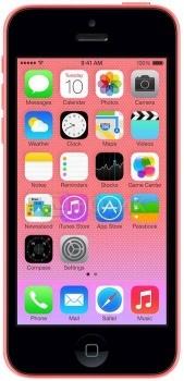 Смартфон Apple iPhone 5C 16Gb Pink ME503