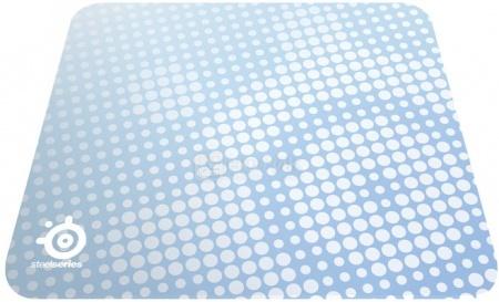 Коврик для мыши SteelSeries QcK Frost Blue, Голубой 67273 коврик для мыши pcpet colorfull nature rgm02 голубой с рисунком 648600