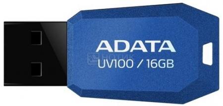 Флешка A-Data 8Gb UV100, Синий НОТИК 400.000