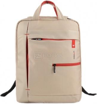 "Рюкзак 15,6"" Crown Practical CMBPP-5515W Нейлон, Белый НОТИК 1300.000"