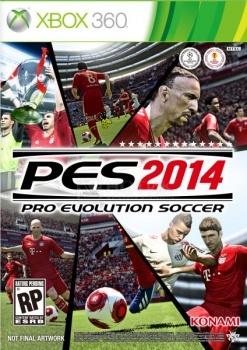 Игра Pro Evolution Soccer 2014 [Xbox 360, русские субтитры]