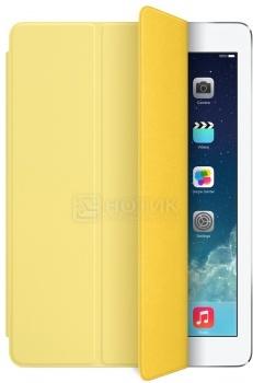 """Чехол 9.7"""" Apple iPad Air/Air 2 Smart Cover MF057ZM/A Полиуретан, Желтый"""