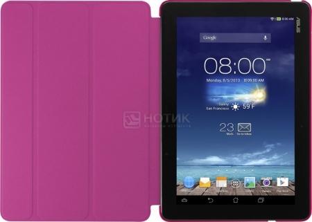 "Чехол 10.1"" для планшета Asus ME102A Tricover PAD-14 90XB015P-BSL080 Полиуретан, Красный"