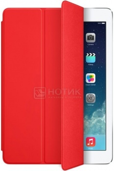 "Чехол 9.7"" Apple iPad Air/Air 2/iPad 9.7 Smart Cover MF058ZM/A Полиуретан, Красный"