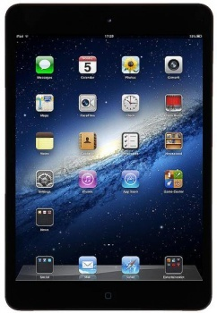Планшет Apple iPad Mini Retina 32Gb Wi-Fi Space Gray (iOS/A7 1300MHz/7.9