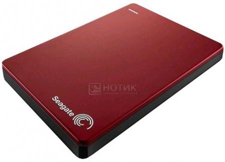 """Жесткий диск Seagate 1Tb Slim STDR1000203 2.5"""" USB 3.0 Красный"""