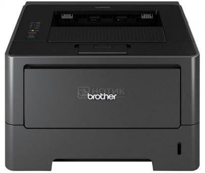 Принтер лазерный Brother HL-5450DN A4, 64Мб, 38стр/мин, дуплекс, LAN, USB, Черный HL5450DNR1