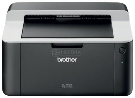 Принтер лазерный Brother HL-1112R A4, 20стр/мин, USB, Черный HL1112R1
