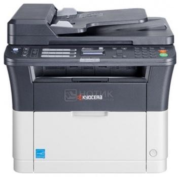 МФУ Kyocera FS-1120MFP, A4, 20стр/мин, 64мб, USB, факс, автоподатчик, пуск. комплект. от Нотик