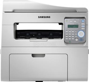 МФУ лазерное монохромное Samsung SCX-4650N A4, ADF, 24 стр/мин, 64Mb, USB, Серый SCX-4650N/XEV от Нотик