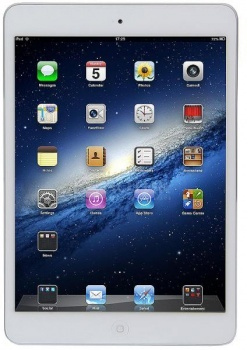 Планшет Apple iPad Mini Retina 32Gb Wi-Fi + Cellular Silver (iOS/A7 1300MHz/7.9