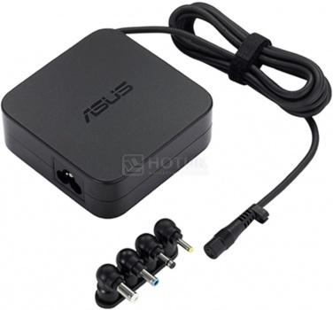 Фотография товара универсальное зарядное устройство Asus U90W-01 для ux 21/31/ 32/50/52 -e/a/vd/vs series;  b121/ep121;  b400/p500/ pu401/ux51vz, Черный 90XB014N-MPW000 (30850)