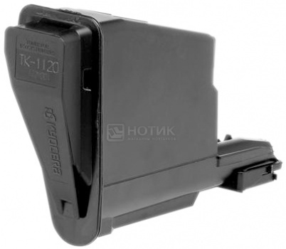 Тонер Kyocera TK-1120 для FS-1060DN 1025MFP 1125MFP 3000стр черный TK1120 от Нотик