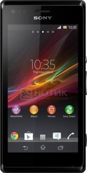 Смартфон Sony Xperia M dual C2005 Black (Android 4.2/MSM8227S 1000MHz/4.0