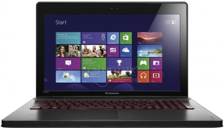 Ноутбук Lenovo IdeaPad Y510p (15.6 LED/ Core i5 4200M 2500MHz/ 8192Mb/ HDD+SSD 1000Gb/ NVIDIA GeForce GT 755Mx2 SLI 2048Mb) MS Windows 8 (64-bit) [59403041] от Нотик