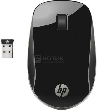 Мышь беспроводная HP Z4000 Wireless Mouse H5N61AA, 1200dpi, Черный