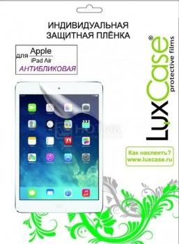 Защитная пленка LuxCase для Apple iPad Air Антибликовая