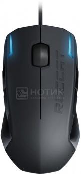 Мышь проводная ROCCAT Kova Plus (ROC-11-520) 3200dpi, Черный НОТИК 2190.000